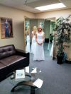 Bridal dress alterations