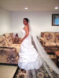 Wedding Dress Alterations Rochester NY