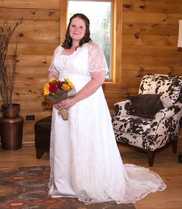 Wedding Dress Alterations In Rochester NY By Seamstress Dressmaker Nadia